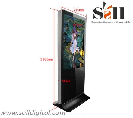Sall 32 Inch 3G WIFI Network Digital Signage Display Manufacturer  SL-039X