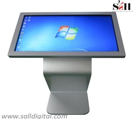 32 Inch table top all in one pc ad player SL-010X