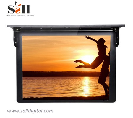 21.5 Inch 22 Inch roof hanging lcd 3g wifi bus advertising screen SL-032X