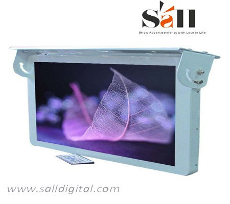 19 Inch Sall roof fixing display for bus advertising SL-032X