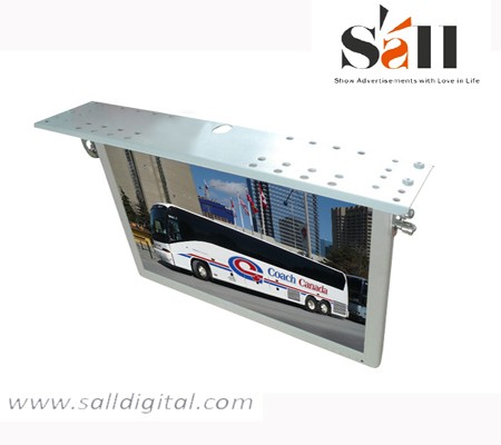 21.5 inch bus lcd hot sex video player SL-032X