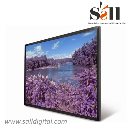 21.5 Inch wall mounted small digital display screen with wifi 3g 4g SL-008X