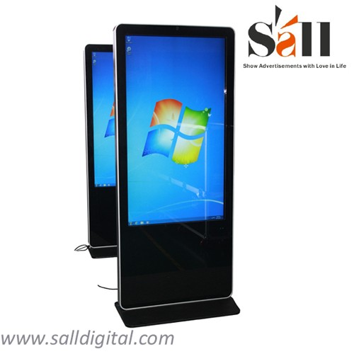 65 Inch Floor Standing Interactive Digital Signage for Tourism SL-039X