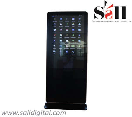 32 Inch floor stand android touch screen advertising player SL-039X