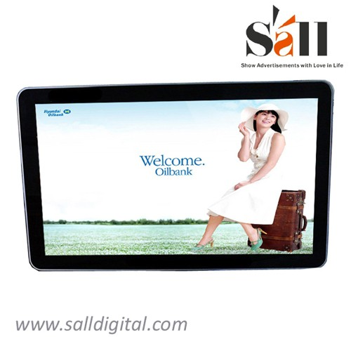 32 Inch wall mounted interactive digital signage software free SL-008X