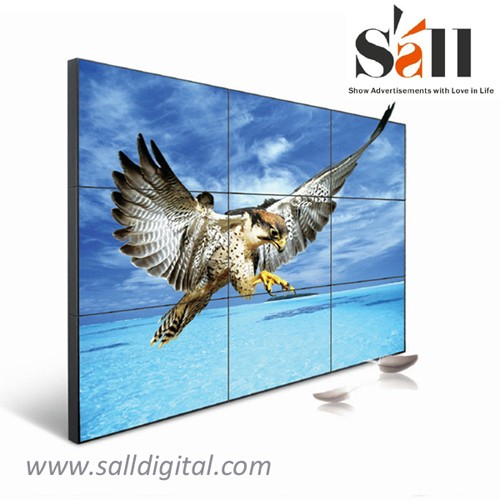 Wholesale prices narrow bezel led video wall 47 inch led diy video wall 4.9 mm SL-VW470