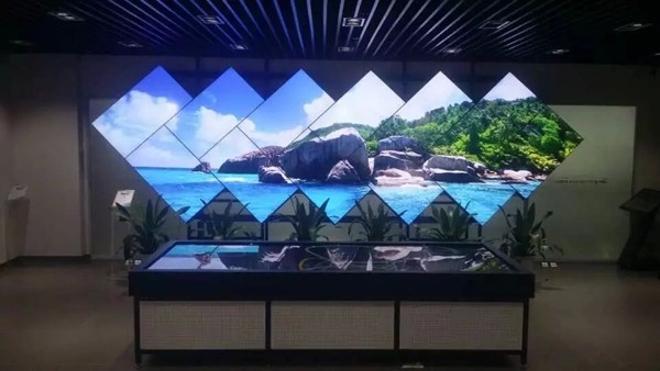 46 Inch indoor led xxx video wall xxxxx video wall for live broadcast (SL-VW460)