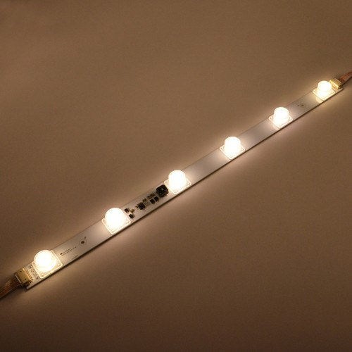 Widely Used Edge Lit Light Strip 24V Aluminum 3535 LED Edge Strip Lighting Bar